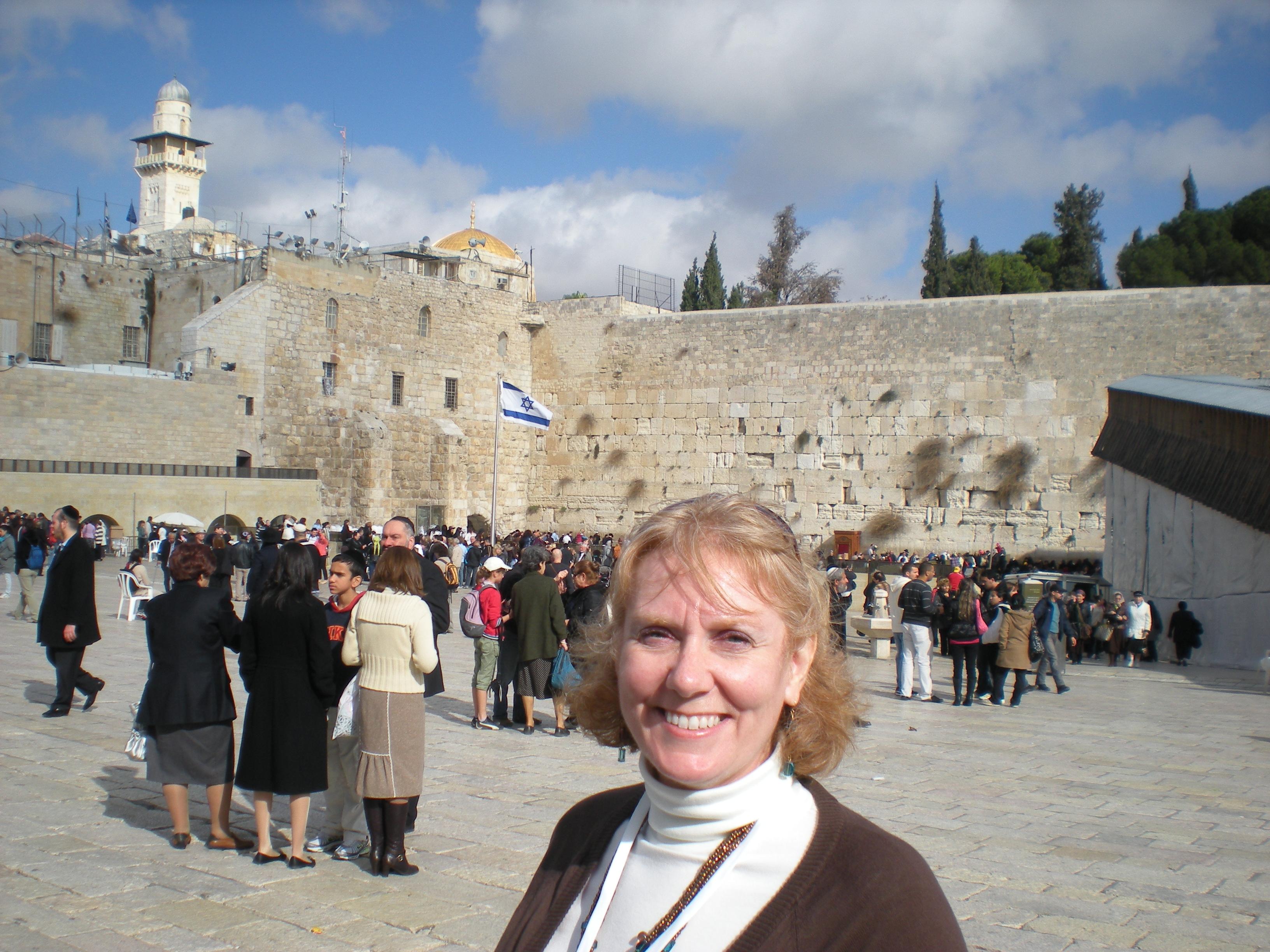 Jerusalem - Western Wall / Colleen