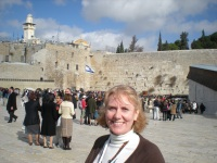 Jerusalem - Western Wall / Colleen
