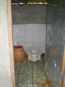 Thai bathroom